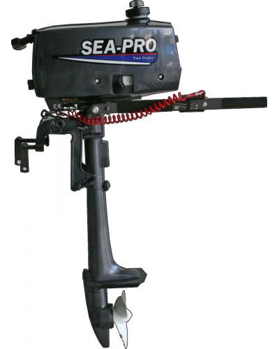 2х-тактный лодочный мотор Sea Pro Т 2.5S