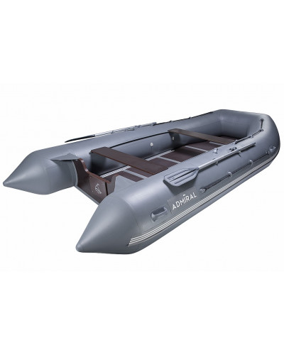 Моторная лодка ПВХ Адмирал АМ-430