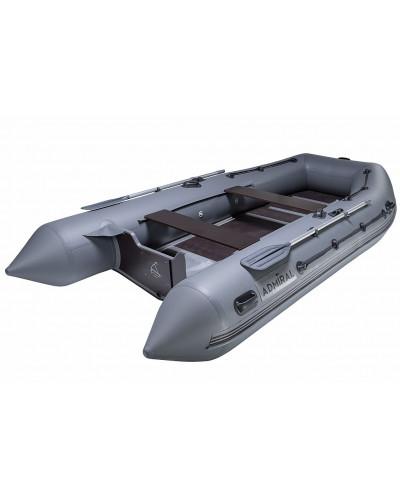 Моторная лодка ПВХ Адмирал АМ-410
