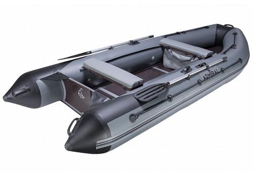 Моторная лодка ПВХ Адмирал AM-375 Sport