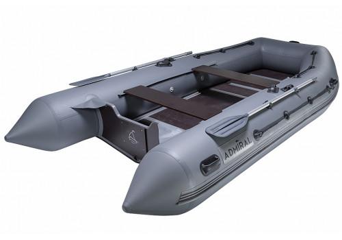 Моторная лодка ПВХ Адмирал АМ-380
