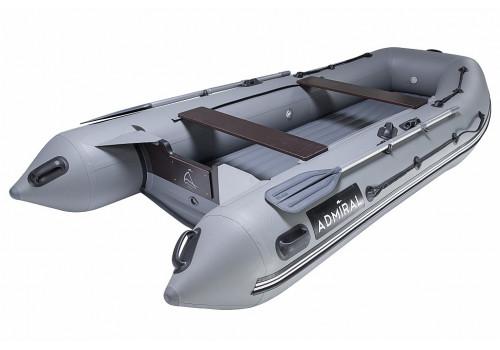 Моторная лодка ПВХ Адмирал АМ-350 НДНД