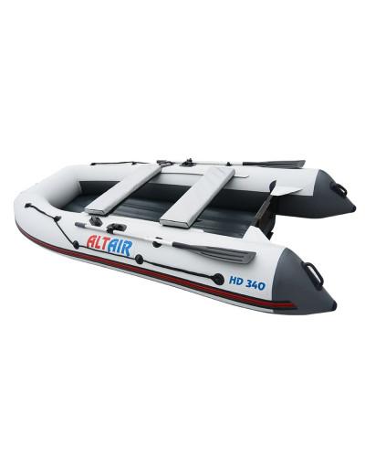 Надувная лодка ПВХ ALTAIR HD-340
