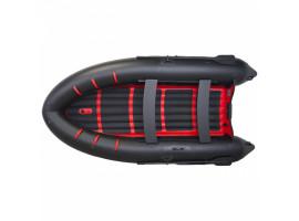 Моторная лодка Badger ARL420 RED (НДНД)