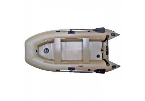 Моторная лодка ПВХ Badger FL 330 AD