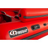 Моторная лодка ПВХ Фрегат 550 FM Jet