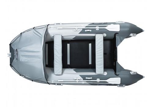 Надувная лодка ПВХ Gladiator D 420 DP