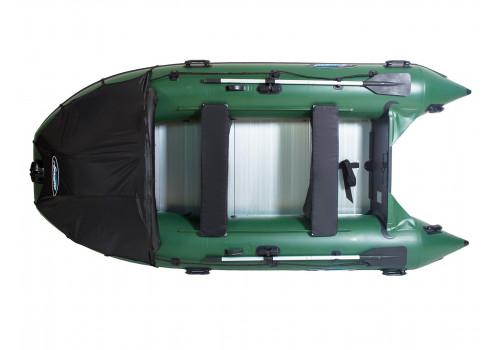 Надувная лодка ПВХ Gladiator D 420 AL