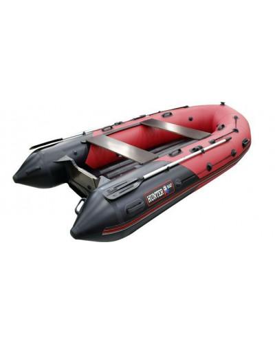 Надувная лодка ПВХ Hunter 420 Про
