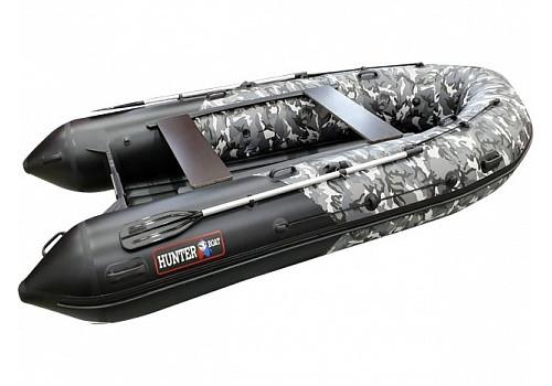 Надувная лодка ПВХ Hunter 350 Про