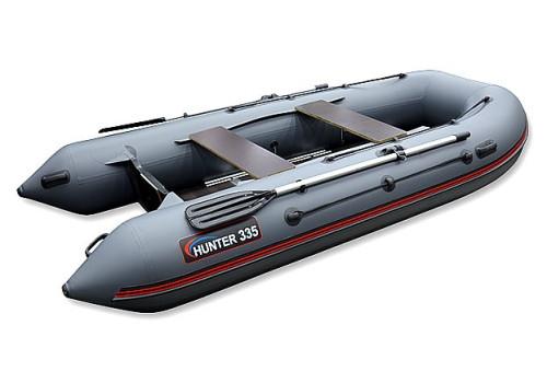 Надувная лодка ПВХ Hunter 335
