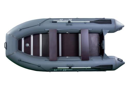 Лодка ПВХ River Boats RB-280 (киль)