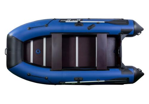 Лодка ПВХ River Boats RB-330 (киль)