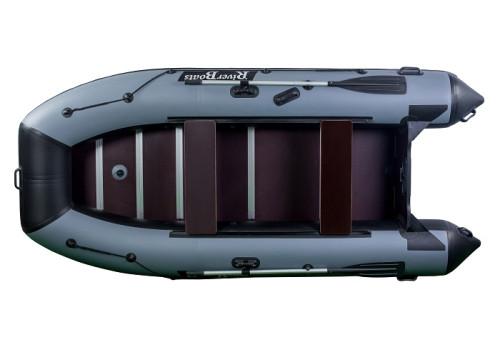 Лодка ПВХ River Boats RB-350 (киль)