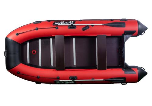 Лодка ПВХ River Boats RB-370 (киль)