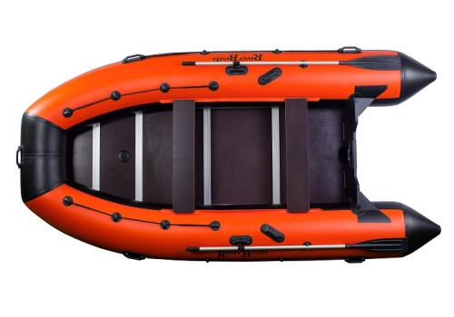 Лодка ПВХ River Boats RB-430 (киль)