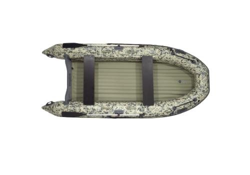Лодка ПВХ надувная SKAT TRITON 350 (Пластиковый транец)