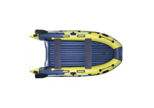 Моторная лодка ПВХ Skat 370 (пластиковый транец)
