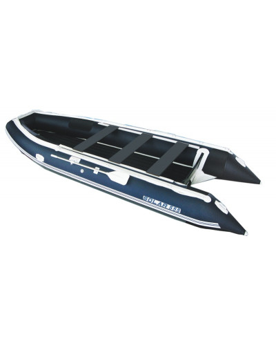 Надувная лодка ПВХ Solar Максима-555МK НДНД