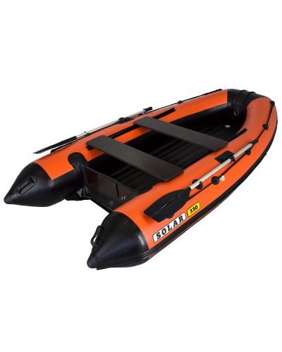 Надувная лодка ПВХ Solar Оптима 330