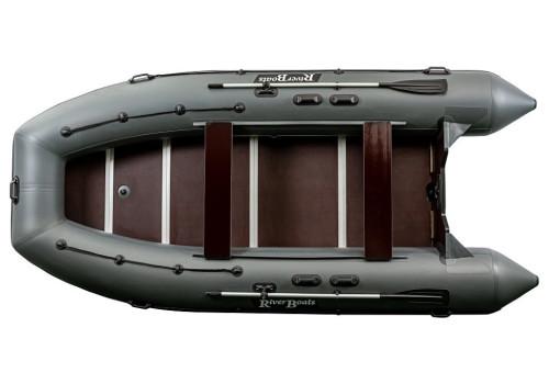 Лодка ПВХ River Boats RB-450 (киль)