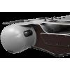 Моторная надувная лодка ПВХ Фрегат М-430 С