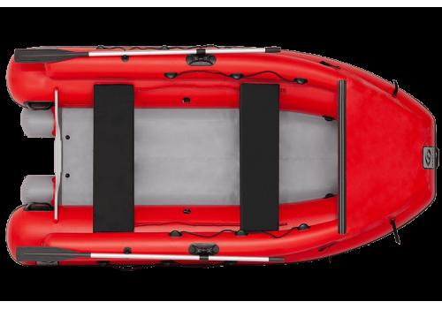 Моторная лодка ПВХ Фрегат M-350 FM Lux