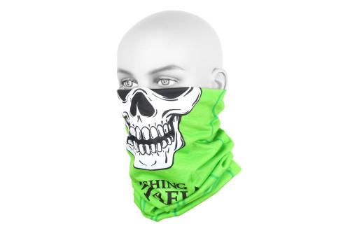 Бандана-труба Yoshi Onyx #6 Green Skull