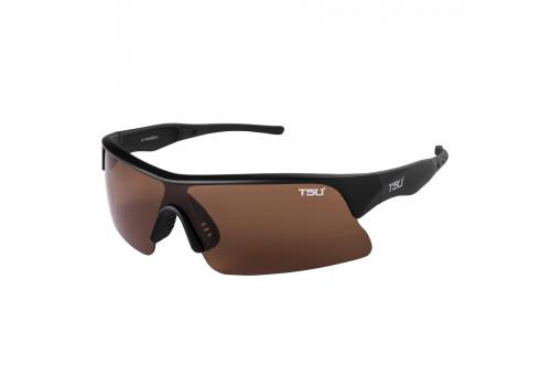 Очки поляризационные TSU' коричневые линзы, в мягком мешочке, модель SA0655