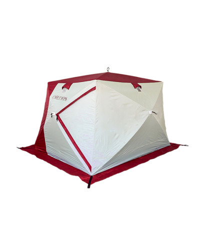 Зимняя палатка Снегирь 3Т long Компакт