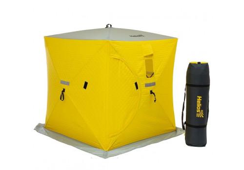 Палатка  зимняя Куб Helios HS-150YG