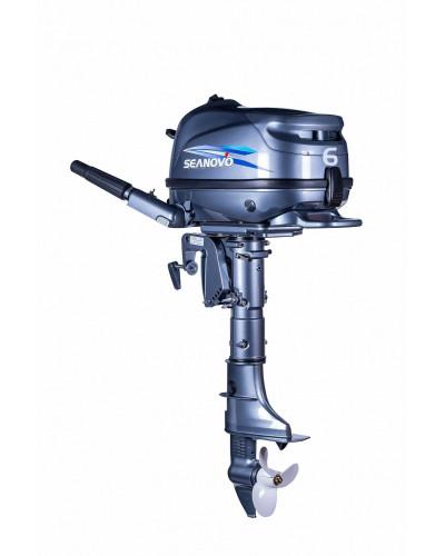 4-х тактный лодочный мотор Seanovo SNF6HS