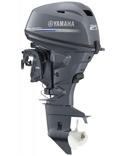 4х-тактный лодочный мотор Yamaha F25GES