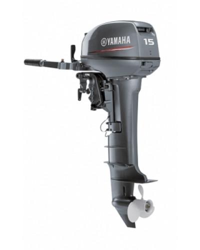 2х-тактный лодочный мотор Yamaha 15FMHL