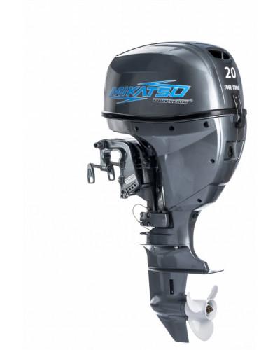 4х-тактный лодочный мотор Mikatsu MF20FES