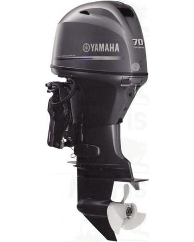 4х-тактный лодочный мотор Yamaha F70 AETL