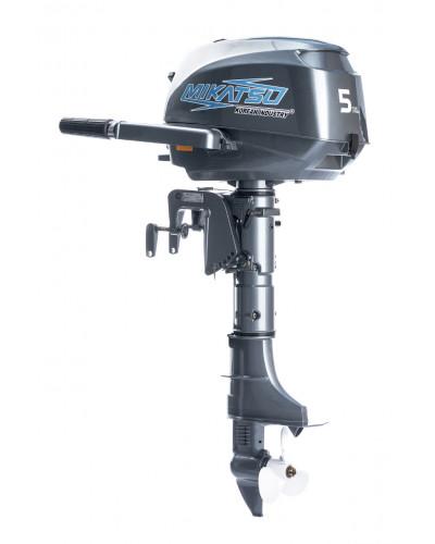 4х-тактный лодочный мотор Mikatsu MF5FHS