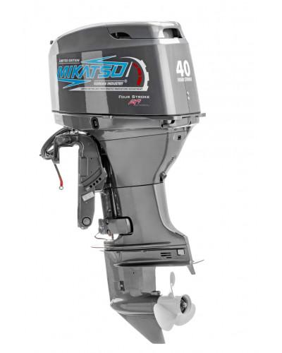 4х-тактный лодочный мотор Mikatsu MF40FEL-T-EFI