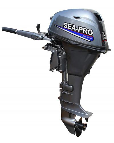 4х-тактный лодочный мотор Sea Pro F 20S