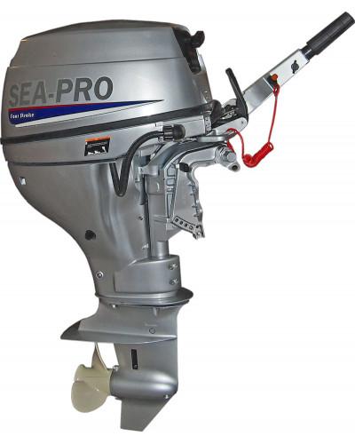 4х-тактный лодочный мотор Sea Pro F 15S