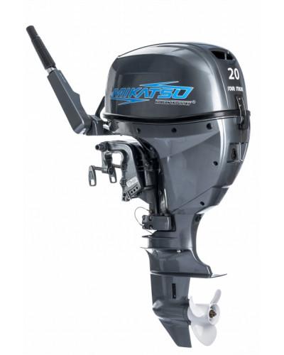 4х-тактный лодочный мотор Mikatsu MF20FHS