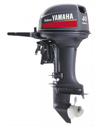2х-тактный лодочный мотор Yamaha E40XMHX серии Enduro