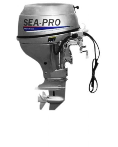 4х-тактный лодочный мотор Sea Pro F 15S&E