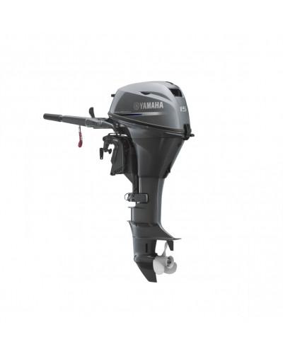 4х-тактный лодочный мотор Yamaha F15CMHS