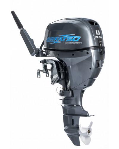 4х-тактный лодочный мотор Mikatsu MF15FHS