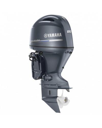 4х-тактный лодочный мотор Yamaha F80DETL