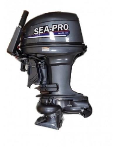 2-х тактный лодочный мотор Sea Pro T 40S Jet с водометной насадкой