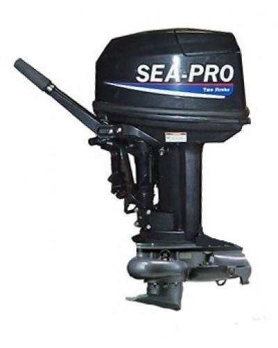 2-х тактный лодочный мотор Sea Pro T 30S Jet с водометной насадкой