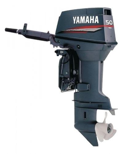 2х-тактный лодочный мотор Yamaha 50 HMHOS