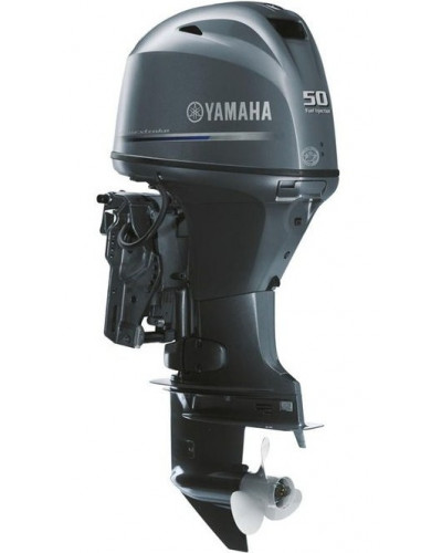 4х-тактный лодочный мотор Yamaha F50DETL